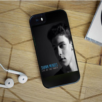 shawn mendes song iPhone 5(S) iPhone 5C iPhone 6 Samsung Galaxy S5 Samsung Galaxy S6 Samsung Galaxy S6 Edge Case, iPod 4 5 case