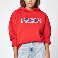 LA Hearts Paris Hoodie at PacSun.com