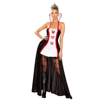 Roma 4934 - 2pc Ruler of Hearts Costume