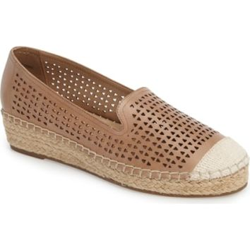 Bella Vita Channing Cutout Espadrille Loafer (Women) | Nordstrom