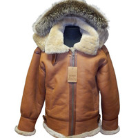 Jakewood - 800 Aviator Shearling Jacket