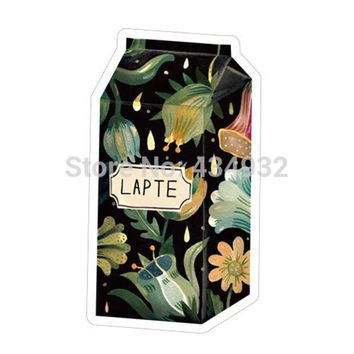ac NOOW2 Min.order is $10(mix order)milk Monroe waterproof suitcase stickers luggage stickers tide brand stickers[single]