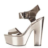 LARNA 2-Part Metallic Platforms