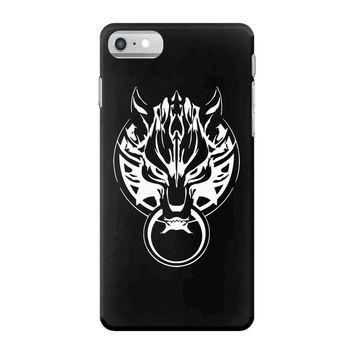 final fantasy cloudy wolf iPhone 7 Case