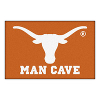 Texas Longhorns NCAA Man Cave Starter Floor Mat (20in x 30in)