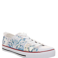 Cats Lace-Up Sneakers