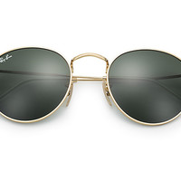 Look who's looking at this new Ray-Ban Round Metal