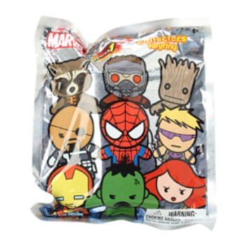 Marvel Series 1 Key Chain Blind Bag Figure