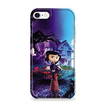 Coraline Cover Movie iPhone 6 Plus | iPhone 6S Plus Case