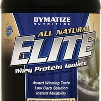 Dymatize Nutrition All Natural Elite Whey