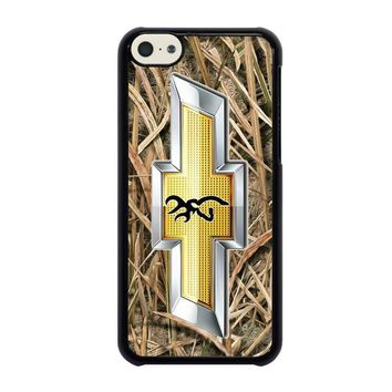 camo browning chevy iphone 5c case cover  number 1