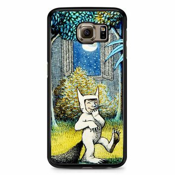 Max Where The Wild Things Are Samsung Galaxy S6 Case