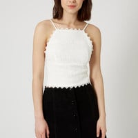 Crochet Halterneck Top - New In This Week - New In