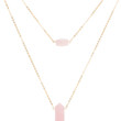 Seven Wonders Necklace - Pink