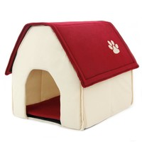 Soft Dog House Perfect For Dog Bed & Cat Bed
