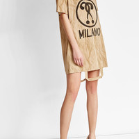 Printed Dress - Moschino | WOMEN | US STYLEBOP.COM
