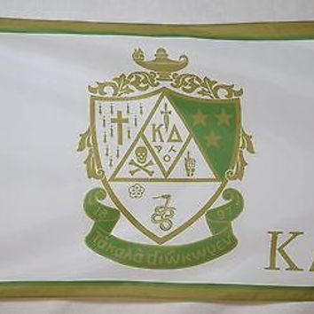 Kappa Delta Coat of Arms College Sorority Official Licensed Flag 3x5