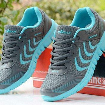 Breathable sneakers Sport Running Women shoes