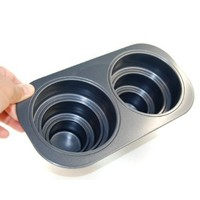 2 CUP NON-STICK 3 TIERED CAKE PAN