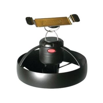 Coleman Cool Zephyr Ceiling Fan With Light Black 2000016470