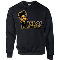 king of the fall tshirt 2 sweatshirt tanktop back xo the weeknd tshirt king kin