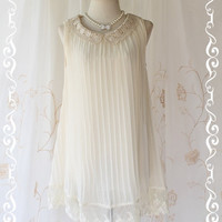 Kiss Dress  Beautiful Pastel Pale Yellow by LovelyMelodyClothing
