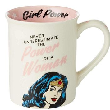 Our Name Is Mud Wonder woman Girl Power-6003583