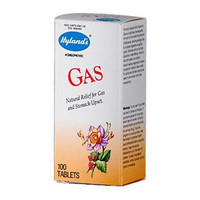 Hyland's Gas - 100 Tablets