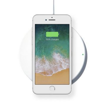 BOOST↑UP™ Wireless Charging Pad for iPhone X, iPhone 8 Plus, iPhone 8