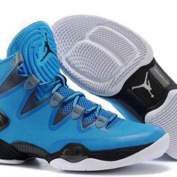 Cheap Nike Air Jordan 28 SE Men Shoes Shark