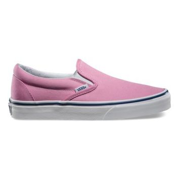Vans Slip-On (prism pink/true white)