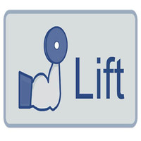 Facebook Lift Parody T Shirt