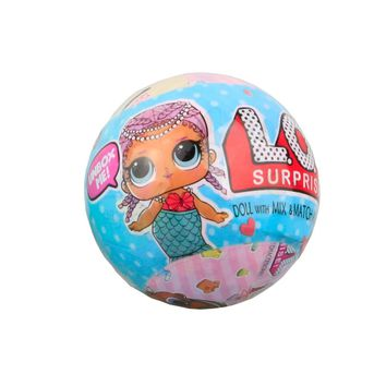 1PC LOL Surprise Dolls L.O.L. Dolls Charm Fizz Ball New In Box surprise Models Baby Girl Boy Gift Dolls US Makeup Tools