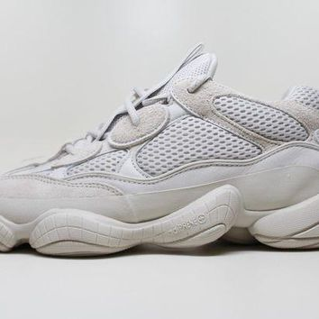Gotopfashion DS NEW ADIDAS YEEZY 500 BLUSH DESERT RAT YZY SUPPLY SIZE 10.5 SOLD OUT IN HAND