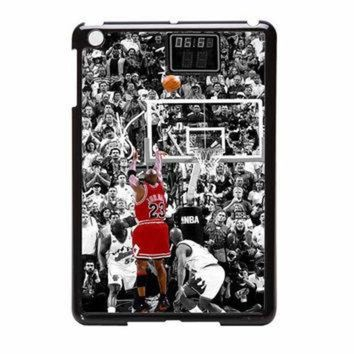 CREYUG7 Michael Jordan Last Shot In NBA iPad Mini 2 Case