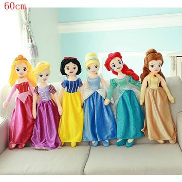 Beautiful Cinderella/Mermaid Princess Doll Toys