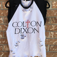 Colton Dixon//Grunge // super soft // country // distressed