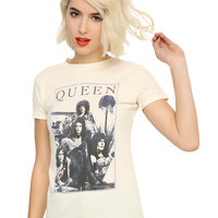 Queen Group Girls T-Shirt