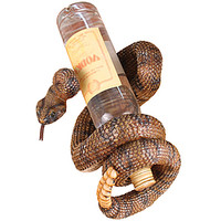 Rattlesnake Bottle Holder