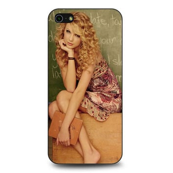 taylor swift style art iPhone 5 | 5S Case