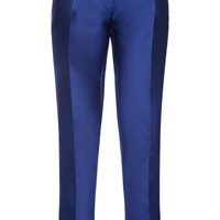 Electric Blouse Cigarette Trousers by Antonio Berardi for Preorder on Moda Operandi