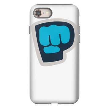 pewdiepie the blue brofist iPhone 8