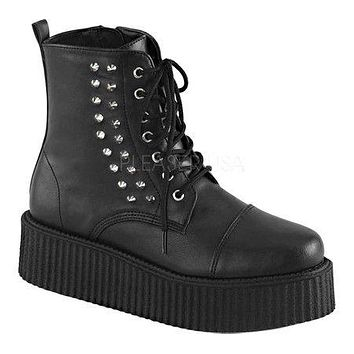 Vegan Creeper 573 Platform Boot