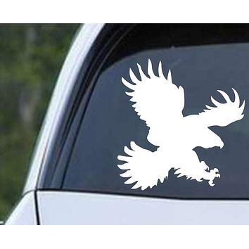 Bird of Prey Eagle, Harris, Hawk, Osprey, Falcon Die Cut Vinyl Decal Sticker