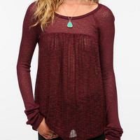 Urban Outfitters - Kimchi Blue Sweater Knit Baby Doll Top