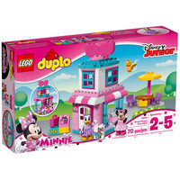 LEGO DUPLO Disney TM Minnie Mouse Bow-tique 10844 - Walmart.com