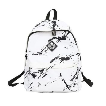 Cool Backpack school TTOU Cool Canvas Backpack Women Fashion Graffiti Travel Backpack Girls Casual School Backpack AT_52_3
