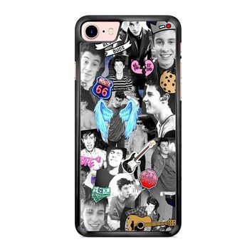 Shawn Mendes Collage 2 1 iPhone 7 Case