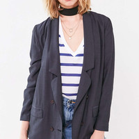 Silence + Noise Pippa Oversized Blazer - Urban Outfitters