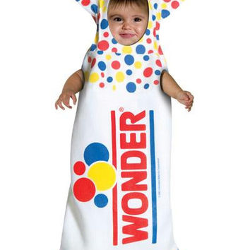 Baby  Halloween Costume - One-piece Costume Fits Over Head & Body Of Baby